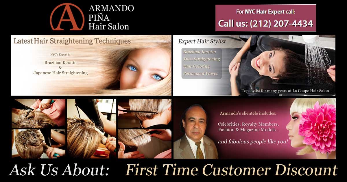 Hair Coloring Salon in Upper East Side NYC